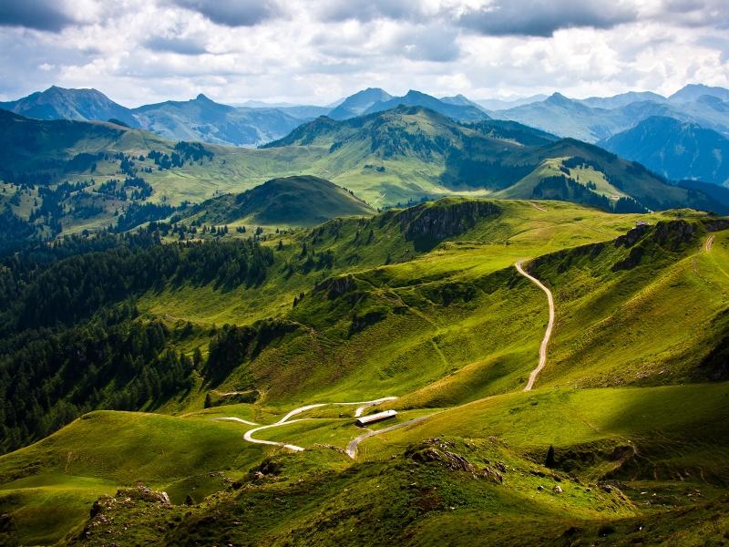 جبال طبيعية جميلة (5)