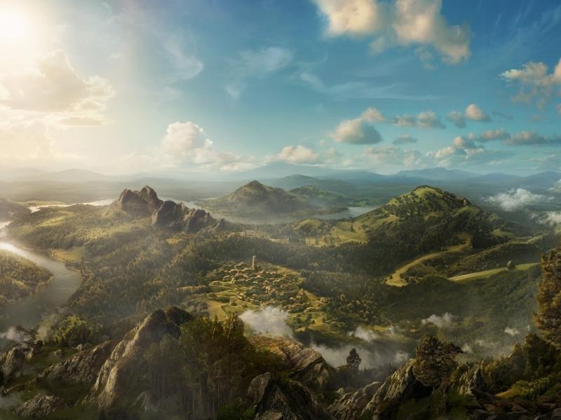 خلفيات جبال (3)