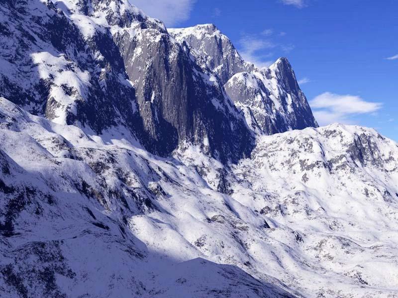 خلفيات جبال (4)
