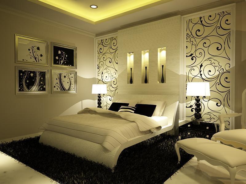 ديكورات غرف النوم 2016 (1)