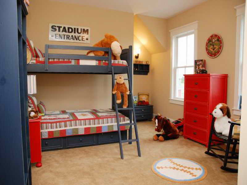 ديكورات غرف نوم اطفال دمياط (2)