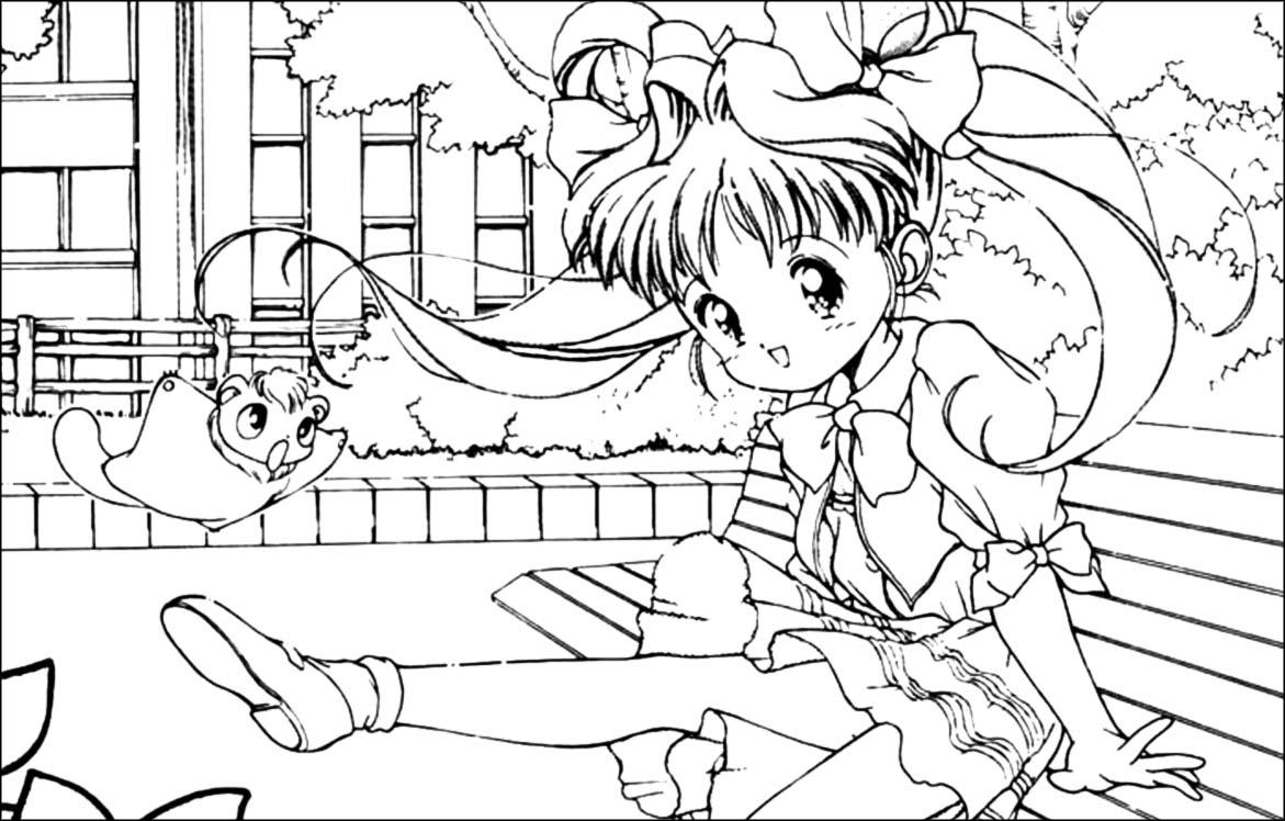 رسومات اطفال للتلوين (1)