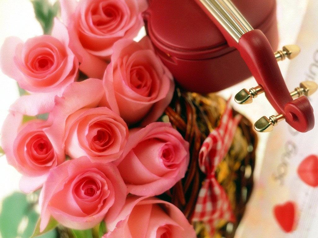 زهور حب ورومانسية (2)