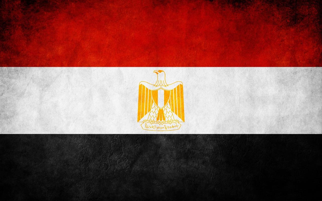 صورة لعلم مصر (2)