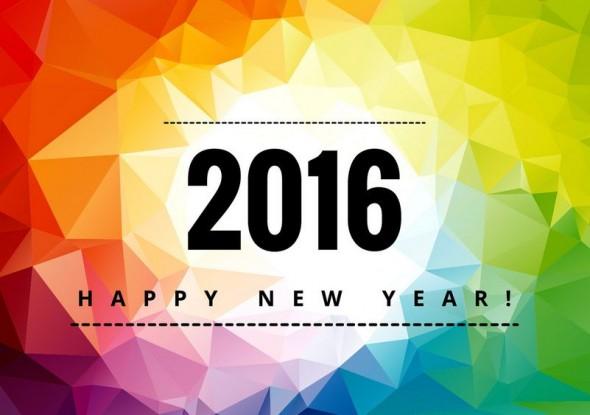 صور التهنئة بالعام الجديد 2016 (2)