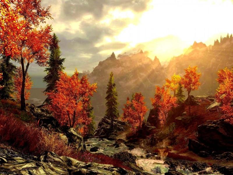 صور جبال HD (2)