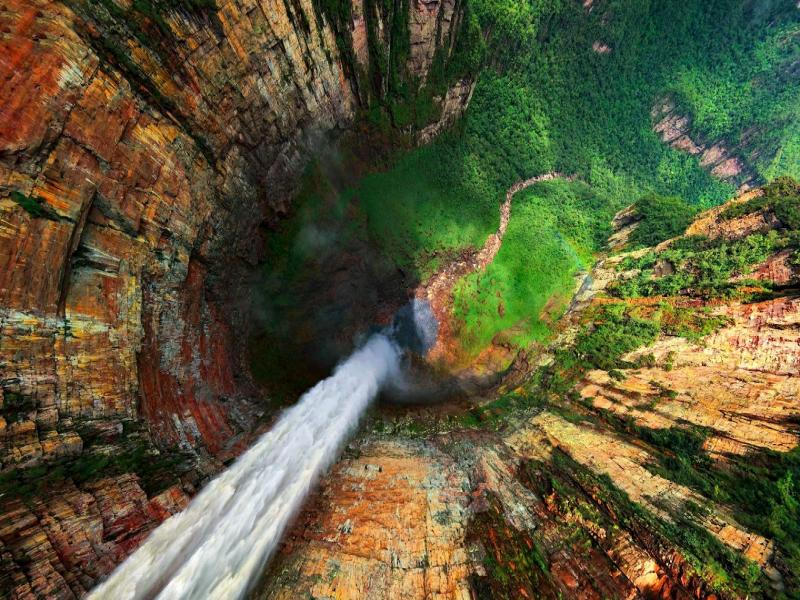 صور شلالات اجمل خلفيات وصور الشلالات في العالم  (3)