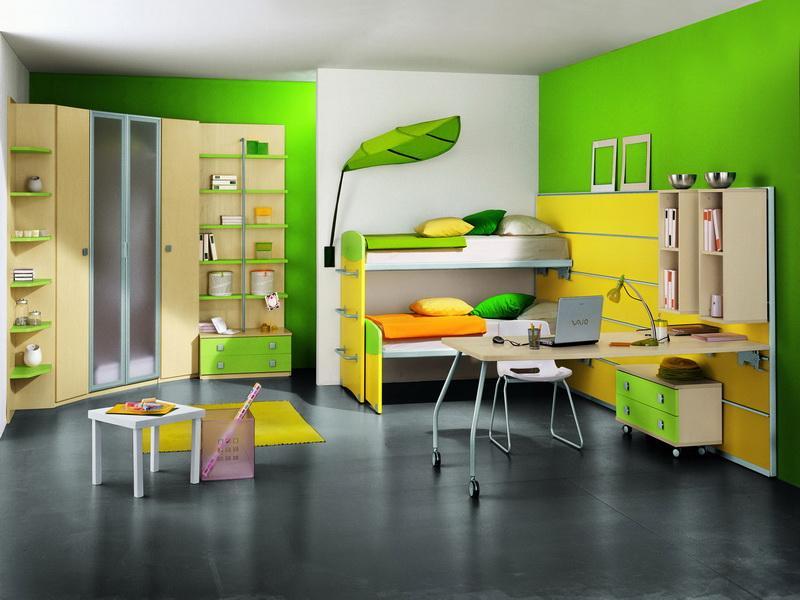 صور غرف نوم اطفال مودرن (3)