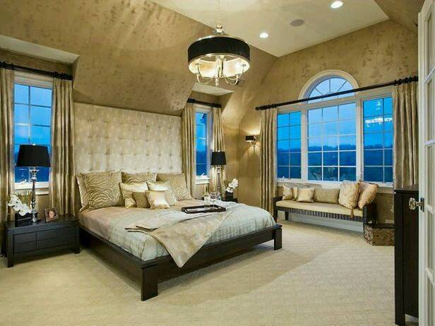 صور غرف نوم حديثة مودرن فخمة شيك 2016 (2)