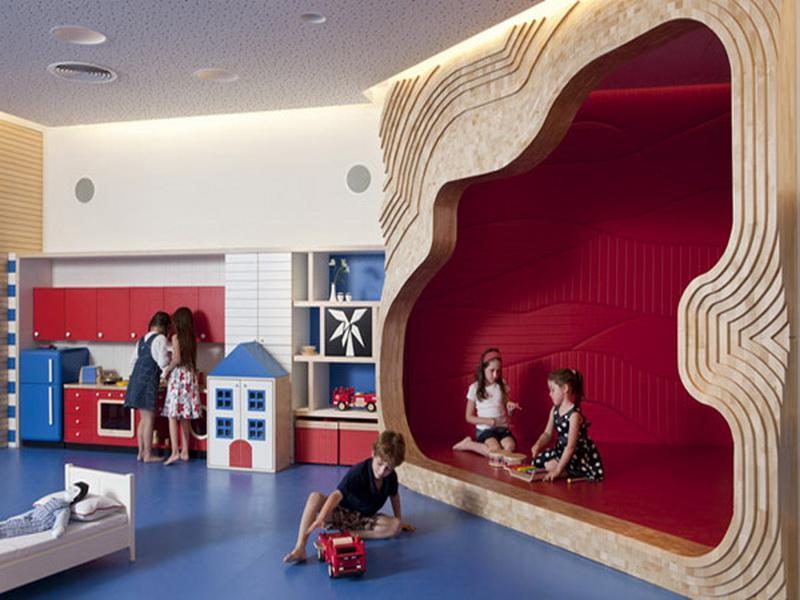 غرف اطفال بالوان جديدة 2016 (2)