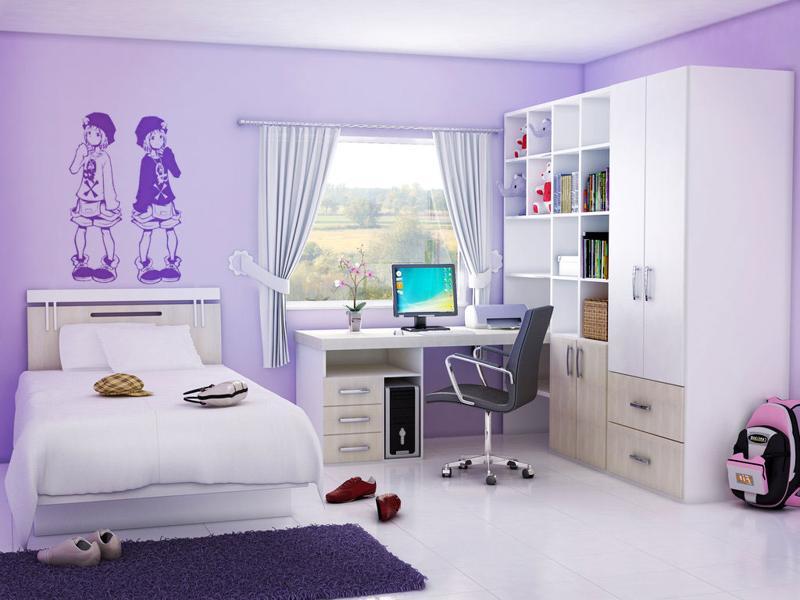 غرف اطفال بالوان جديدة 2016 (4)