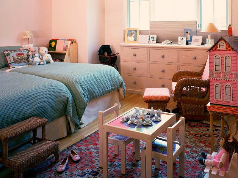 غرف اطفال جميلة جديدة مودرن 2016 (1)