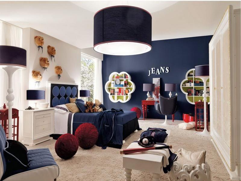 غرف اطفال جميلة 2016 بالوان فخمة من دمياط (3)