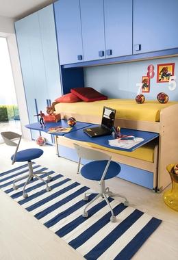 غرف اطفال فخمة بالوان جديدة2016 (1)