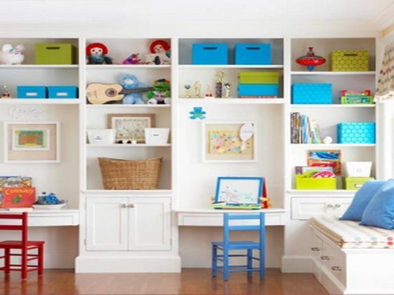 غرف نوم اطفال روعة بالوان جديدة وحديثة مودرن 2016 (5)