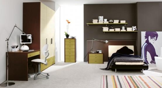 غرف نوم اطفال مودرن جميلة وشيك بتصميمات عالمية2016 (1)