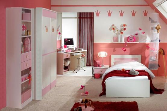 غرف نوم اطفال مودرن 2016 (1)
