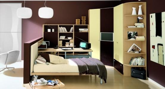 غرف نوم اطفال ولاد بالوان اولادي2016 (1)