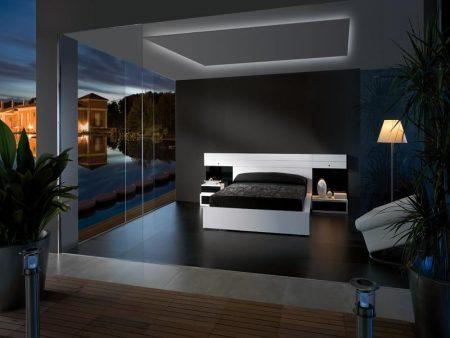 غرف نوم سوداء (1)