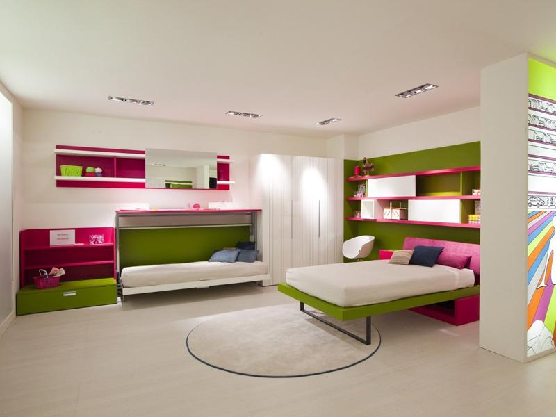 غرف نوم للاطفال جديدة مودرن بالصور 2016 (1)