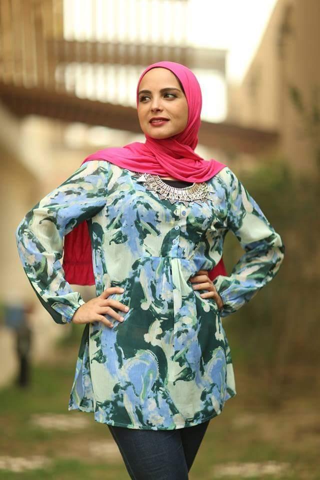 لبس محجبات جديد فاشون 2016 (2)