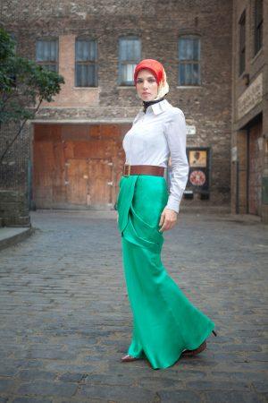 لبس محجبات عصري 2016 (2)