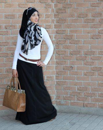 لبس محجبات عصري 2016 (3)