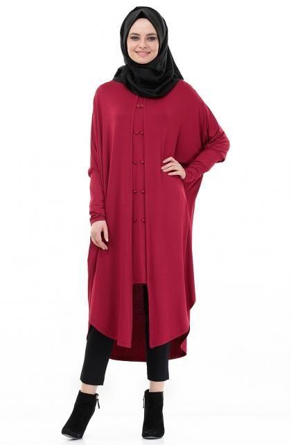 لبس محجبات فخم تركي جديد (1)