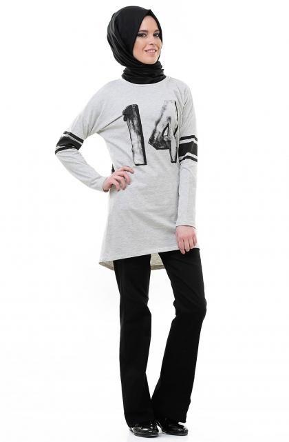 لبس محجبات فخم تركي جديد (4)