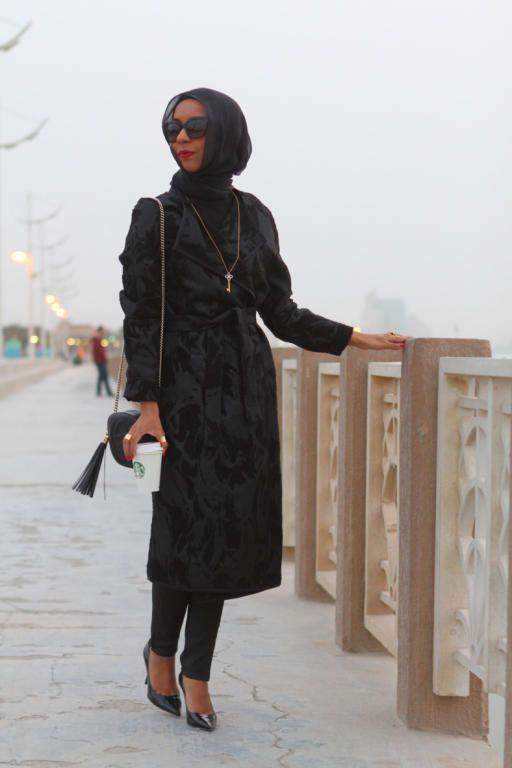 لبس محجبات للمناسبات (5)