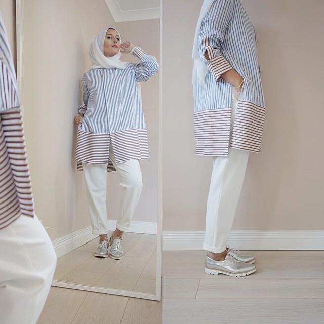 ملابس محجبات للصيف2016 (1)