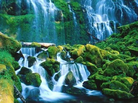اجمل خلفيات شلالات  (4)