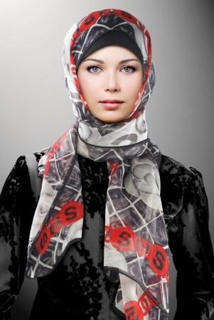 احدث لفات الحجاب (3)