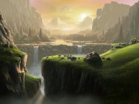 جبال جميلة (1)