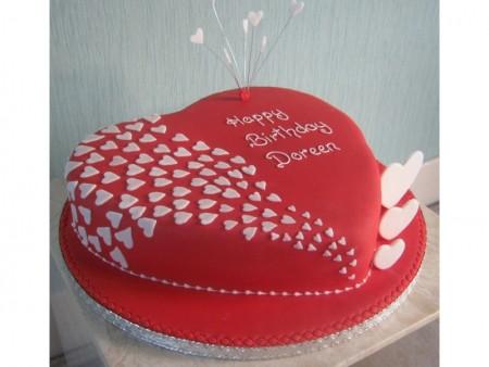صور قلب احمر احلي قلوب حب ورومانسية حمراء (5)