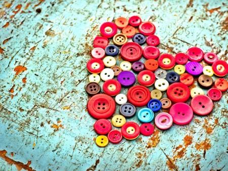 صور قلوب حب حمراء (1)