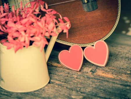 صور قلوب حب حمراء (4)