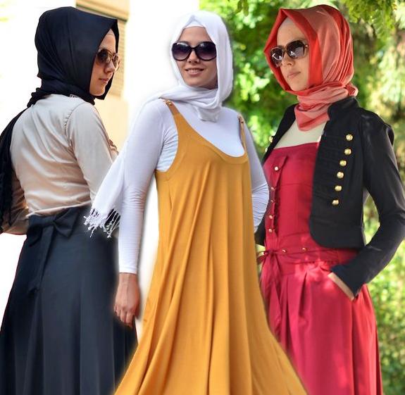 5267d18fc4502 لفات حجاب جديدة وجميلة احدث لفات حجاب للمحجبات