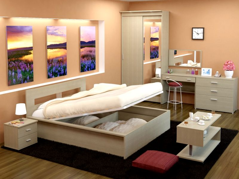 غرف نوم 2016 للعرسان تصاميم والوان غرف نوم مودرن | ميكساتك
