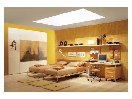 غرف نوم بديكورات جديدة مودرن حديثة 2016 (2)