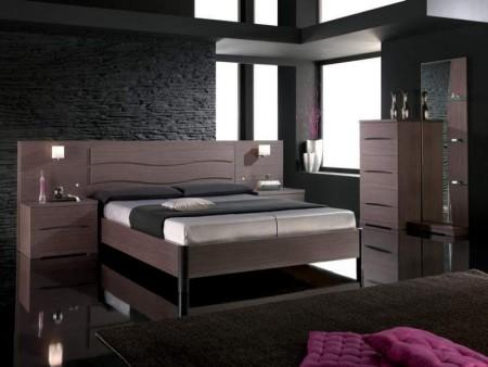 غرف نوم بديكورات جديدة مودرن حديثة 2016 (3)