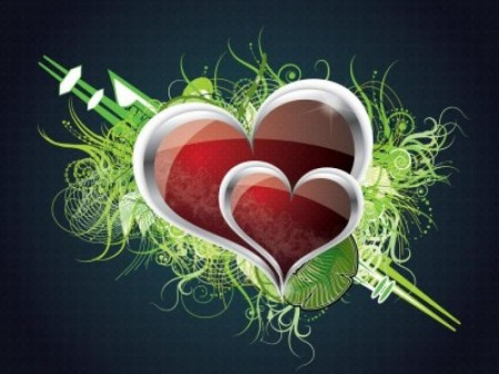 قلوب صور (1)