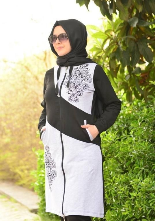لبس محجبات 2016 جديد شيك موضة جميلة (3)