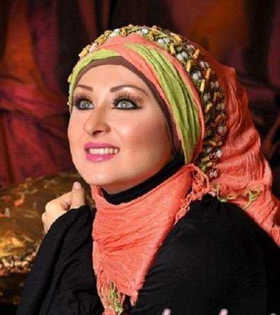 لفات الحجاب بالصور (3)