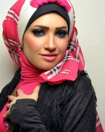 لفات حجاب بالصور (2)