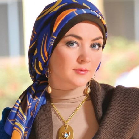 لفات حجاب بالصور (3)