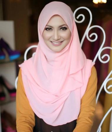لفات حجاب جديدة وجميلة (4)