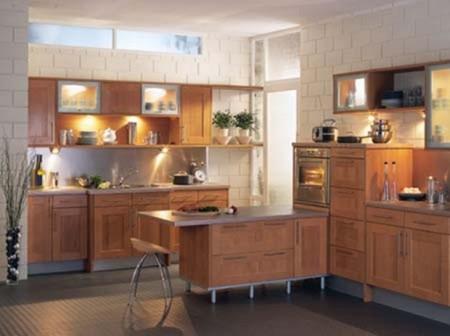 مطابخ الوميتال وخشب فخمة 2016 (2)