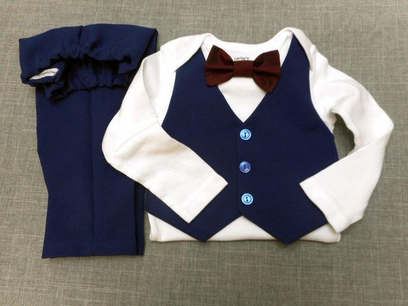 ملابس اطفال حديثى الولادة مودرن بالصور 2016 (6)