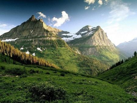 مناظر طبيعية للجبال (2)
